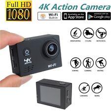 AU Fast Sj8000 4k 30fps Ultra HD Wi-fi Sports Waterproof Action Camera DVR Cam
