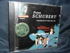 Schubert - String Quartets In C Major Opus 163 -Orpheus Quartet / Wispelwey
