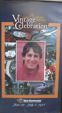 New Hampshire International Speedway DeMoulas Vintage Celebration 1994 VHS