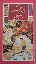 Persian Poet Farsi Poem Nizami Ganjavi Book لیلی و مجنون نظامی گنجوی 2117