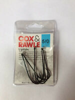 Cox and Rawle - Uptide Hooks sea fishing