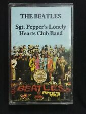 The Beatles - SGT. Pepper's Lonely Hearts Club Cassette tape 1967 good condition