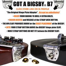 BIGSBY B7 and BIGSBY B3 retrofit by TOWNER - Hinge Plate Adaptor