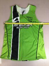 Mt Borah Teamwear Womens Size Large L Tri Triathlon Top (6910-101)