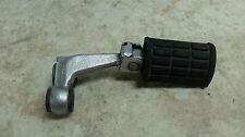 00 Yamaha XV250 XV 250 Virago Front Left Foot Peg