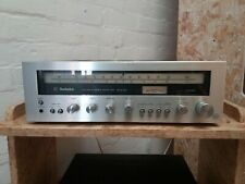 More details for technics sa-5160 am/fm stereo receiver - tested and cleaned inside and out
