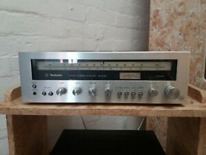 Technics SA-5160 AM/FM Stereo Receiver - Tested and cleaned inside and out