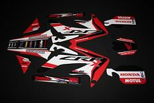 HONDA CRF 450 X  RED SERIES MX GRAPHICS KIT DECALS KIT STICKER KIT STICKERS