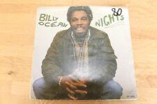 billy ocean - nights   45t