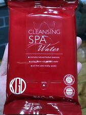 Koh Gen Do Cleansing Spa Water makeup remover cloth (10 wipes)