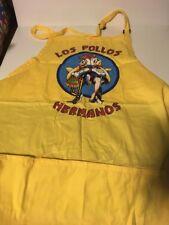 Breaking Bad Los Pollos Hermanos Men's Yellow Cook Apron - Loot Crate exclusive