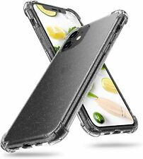 ORIbox iPhone 11 Case Clear, with 4 Corners Shockproof Protection, Soft Scratch-