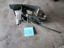 NOS Turret Hand Crank Mechanism, Missing Cover & Handle, for ECV HMMWV M1151