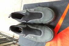 Oakley-Flesh-Men-Black-Slip-On-Shoes-Size-7
