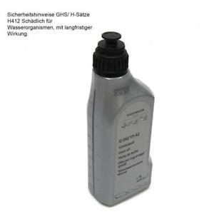ORIGINAL Audi SEAT Skoda VW Getriebeöl Getriebe Öl 1L G 052171A2