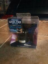 Velbon QHD-73Q (Mg) Magnesium Alloy Tripod Ball Head (open box)