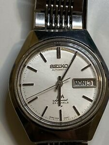 Seiko Lord Matic Special Vintage Excellent Condition 5206-6050