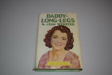 Daddy Long-Legs by Jean Webster Vintage Romance Fiction Literature Hbdj 1912