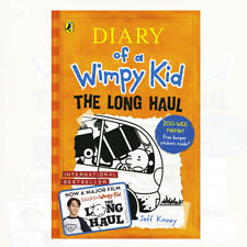 The Long Haul (Diary of a Wimpy Kid book 9)Paperback – 28 Jan 2016