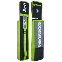 Kookaburra Cricket KD 100 Duffle Club/Nets Full Length Bat Pocket Training Bag