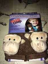 Kiddi Corp Monkey comodi cinturino copre. Bambini/Bambini Chimp Cinturino copre NUOVO.