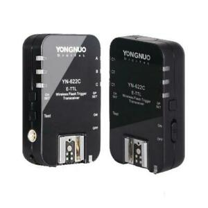 Yongnuo YN622II YN-622 YN622C YN-622C Canon Wireless Flash Transceiver Jeptall