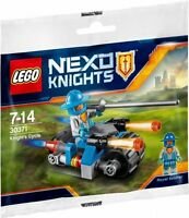 LEGO Nexo Knights 30371 Cycle Ritter Motorrad Royal Soldier Polybag Promo Beutel