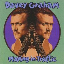 DAVY GRAHAM - PLAYING IN TRAFFIC (NEW CD)