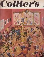 1950 Colliers March 4-Miami; Cecil B. de Mille; Tibet