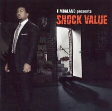 Timbaland, Shock Value [Clean] Timbaland CD, 2007, Very Good, Free Shipping!!!