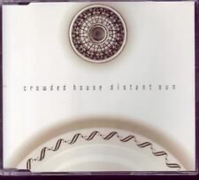 CROWDED HOUSE Distant Sun 4 TRACK DUTCH CD EP w live