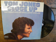 Tom Jones Close up LP Vinyle 33 tours
