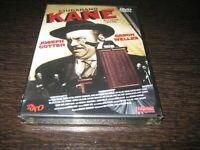 Abitanti Kane DVD Orson Welles, Joseph Cotten Sigillata Nuovo