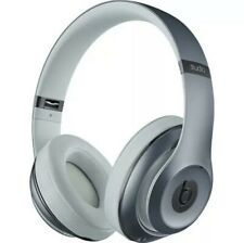 Beats by Dr. Dre Studio 2.0 Metallic Sky Wired Over Ear Headphones