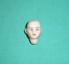 bisque head antique for a dollhouse doll  0.9""
