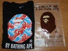 A Bathing Ape OG Bape Camo Shirt Sz s 100% Authentic