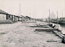 AUDENGE c. 1938 - Cabanes d'Ostréiculteurs Gironde - Div 2129