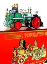Matchbox MOY FIRE ENGINE 1:43 BUSCH SELF PROPELLED FIRE ENGINE 1905 Truck MIB`91
