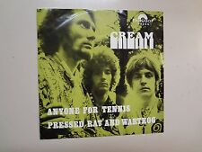 "CREAM: Anyone For Tennis-Pressed Rat And Warthog-Norway 7"" 68 Polydor 59 206 PSL"