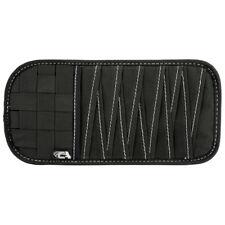 Premium Sun Visor 12 CD Organizer Holder Storage for Auto-Car-Truck Interior