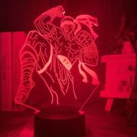 League of Legends - Lee Sin Led Lamp in 16 Different Colors.