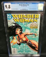Wonder Woman #162 (2000) Karl Waller Cover CGC 9.8 White Pages V416
