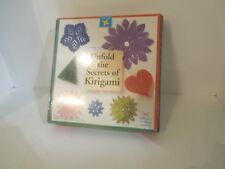 Unfold the Secrets of Kirigami Paper Kit