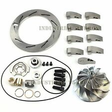 GMC Chevy 04.5-05 Duramax 6.6 LLY Rebuild Kit Unison Ring Vanes Billet wheel