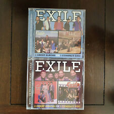 Exile - Exile, Hang On To Your Heart, Kentucky Hearts & Shelter (2 x CDs) 1999