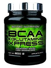 Scitec Nutrition BCAA Glutamine Xpress 600g Apple
