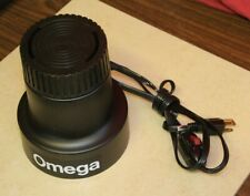 Omega Condenser Lamphouse For C700 Enlarger - Tested Working / No Bracket