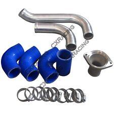 CX Radiator Hard Pipe Water Neck Kit for 63-67 Chevrolet Chevelle LS1/LSx Swap