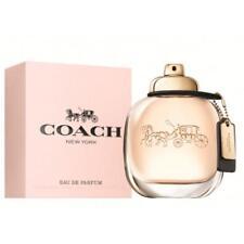 COACH New York Perfume by Coach Women 90 ml / 3.0 OZ EDP Spray NEW IN BOX ladies
