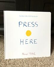 Press Here by Hervé Tullet (Hardcover)
